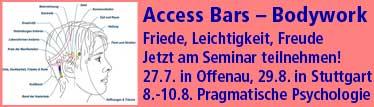 Access Bars Ausbildung