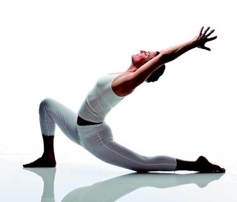 Yoga führt zu inneren Kraftquellen