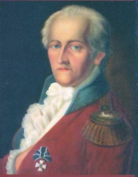 Adolf Franz Friedrich Ludwig Freiherr von Knigge