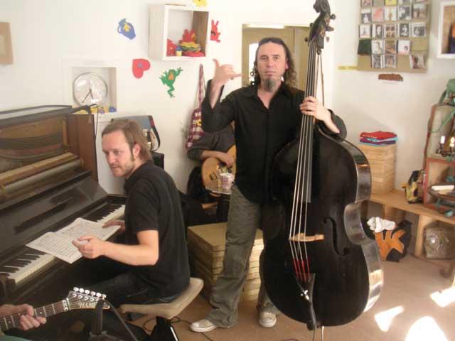 Die Band Bergelheim