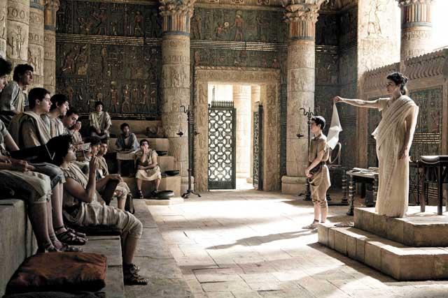Sterbegesang auf die antike Philosophie