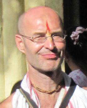 Johannes Kurki - Sri Govindaji