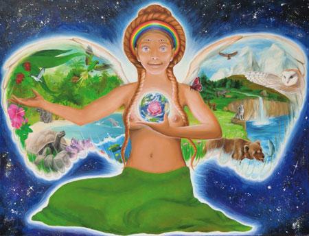 Anasín - Stärkung der Erde
