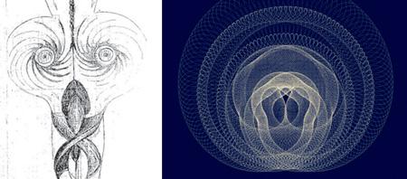 Forellenpumpe & Ton-Kreis-Bild