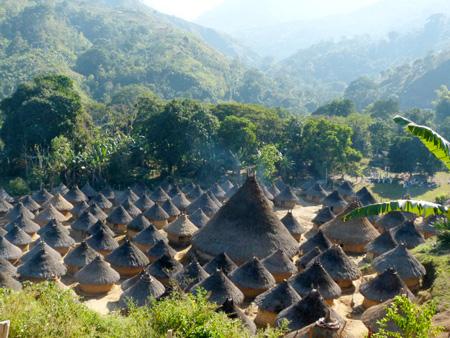 Dorf der Kogi