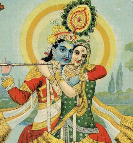 Der Yoga der Liebe zu Gott