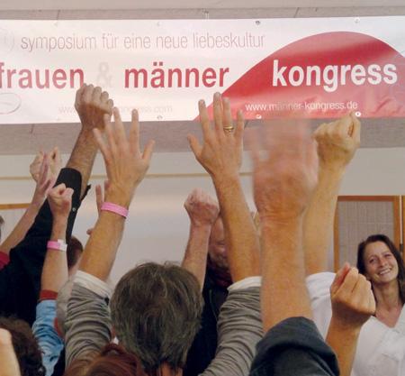 Frauen-Männer-Kongress - Eine neue Kultur der Liebe