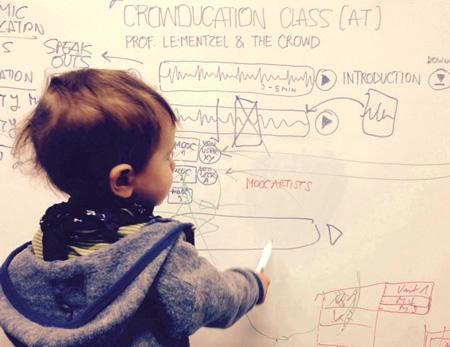 Crowducation – eine neue Form des Lernens