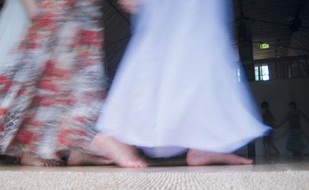 Cornelia Freise - Tanzen und müttlerlicher Raum