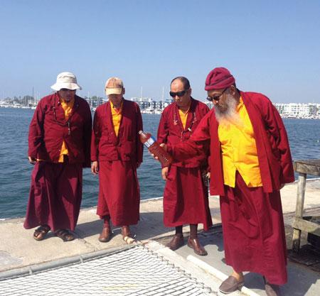 Die geschenkte Freiheit - Rituelle Tierbefreiung im Buddhismus