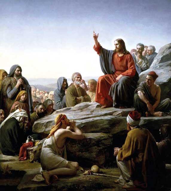 Die Bergpredigt in der Auffassung des Vedanta