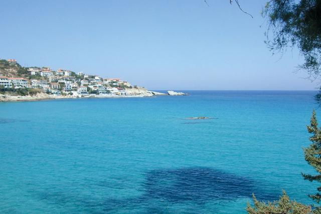 Die griechische Insel IKARIA