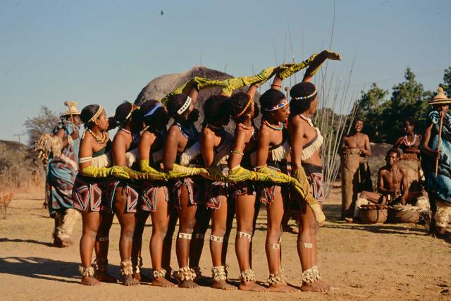Das mythische Erbe Afrikas