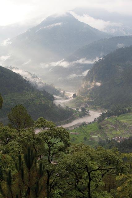 Yoga im Himalaya, © Bild: Saravana Kumar