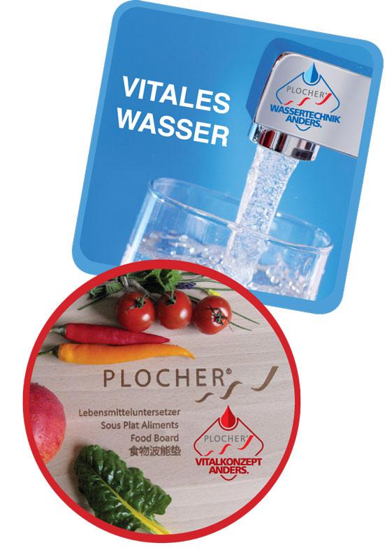 Plocher - Testuntersetzer