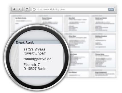 Ronald Engert vCard