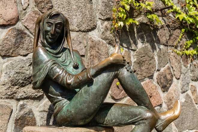 Till-Eulenspiegel-Denkmal in Mölln