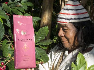 Urwaldkaffee der Kogi