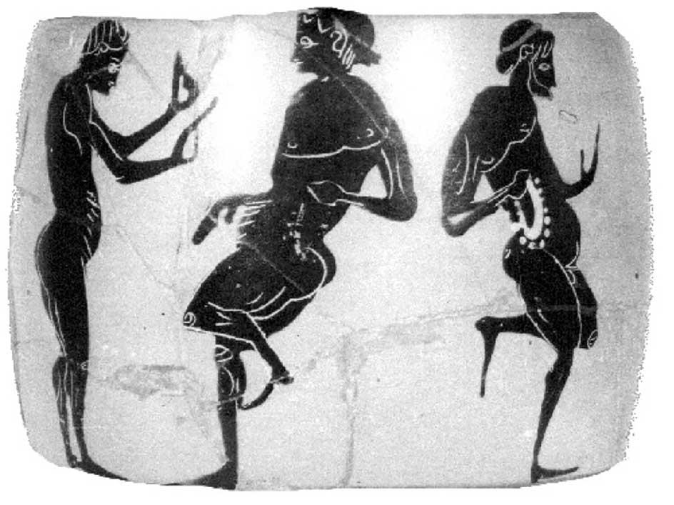 Wiederentdeckung der altgriechischen Schöpfungslehre