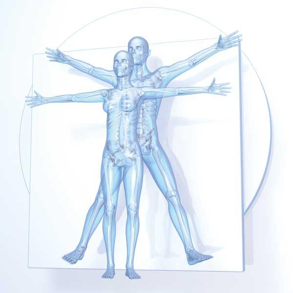 Die Kraft des göttlichen Zusammenspiels von Frau und Mann