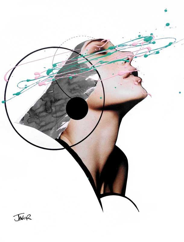 Die weibliche Form des Sehens
