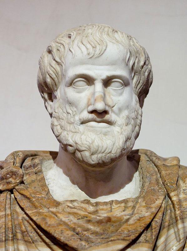 Aristoteles über das Lebendige