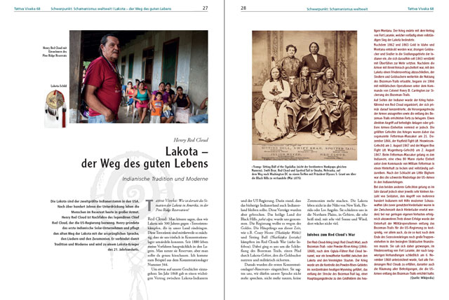 Henry Red Cloud-Artikel als PDF