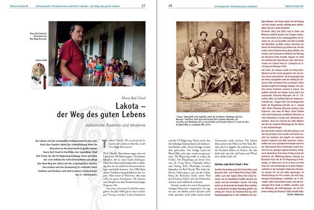 Henry Red Cloud-Artikel als PDF
