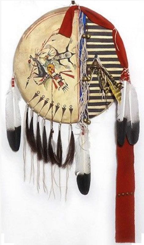 Lakota-Schild