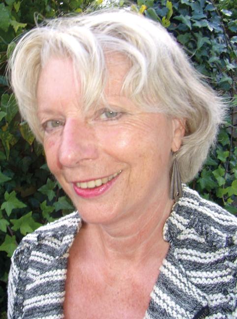 Die Autorin Eva-Marie Heyde