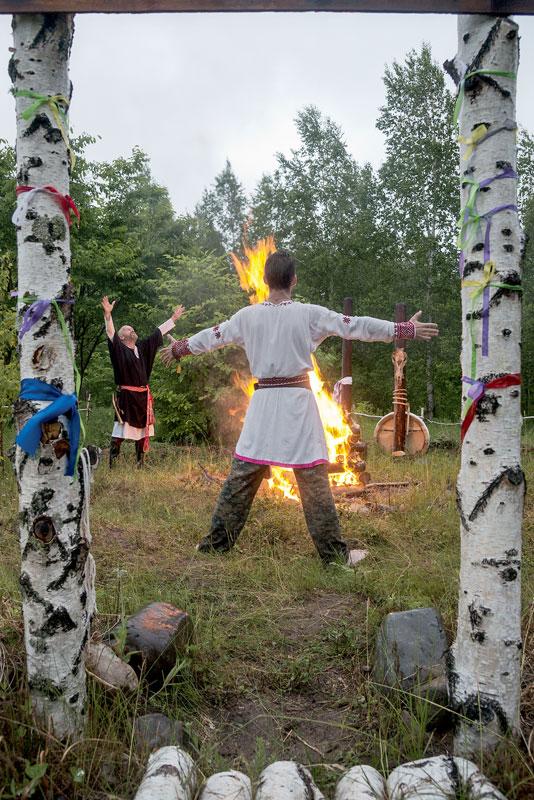 Die Slawen – Zurück zu den heidnischen Wurzeln eines Volkes