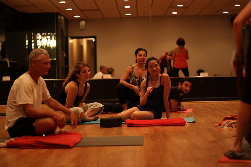 Von Atemübungen bis hin zu Meditation