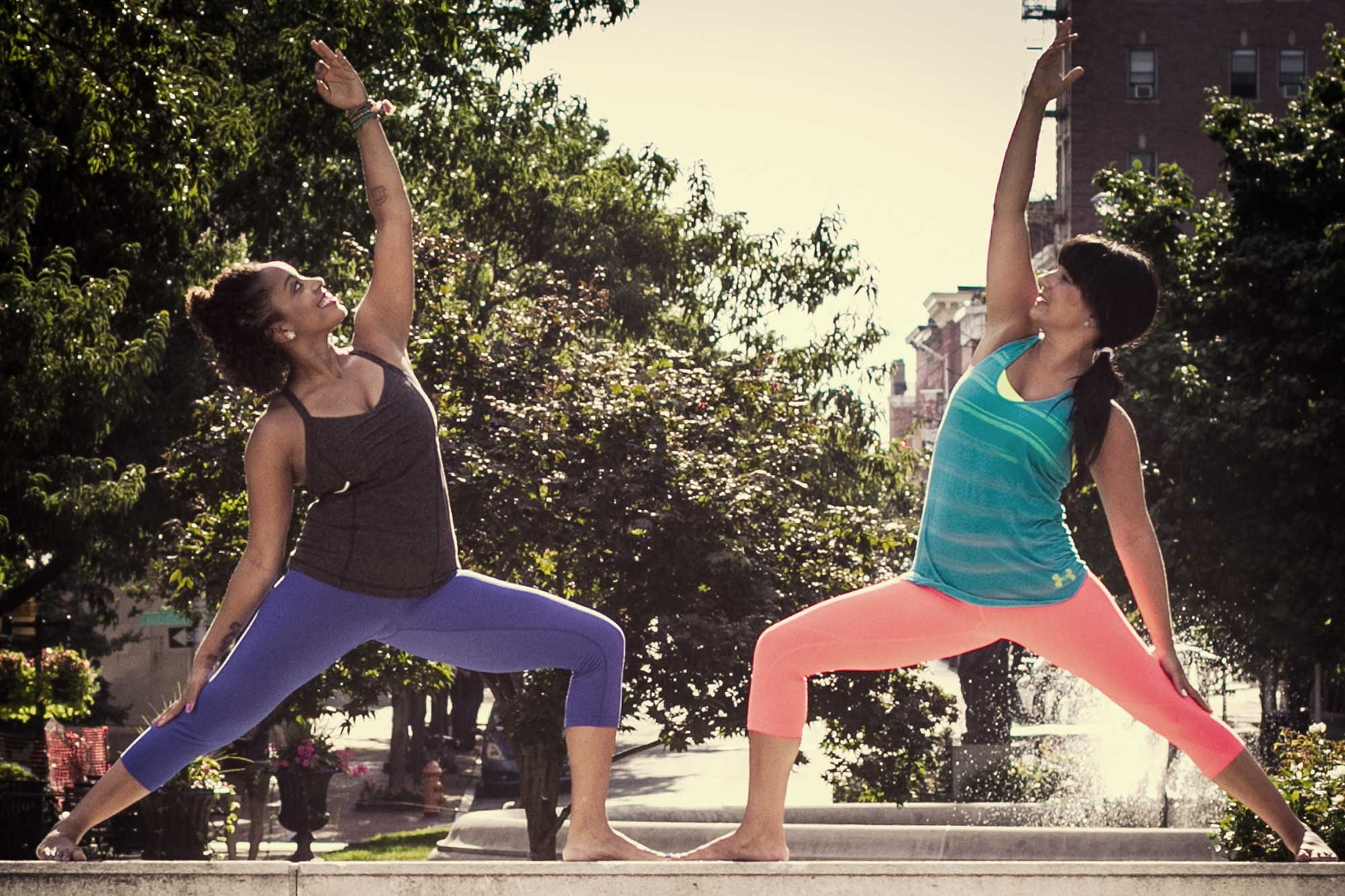 Yoga und Angst