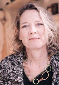 Die Autorin Sabine Mänken