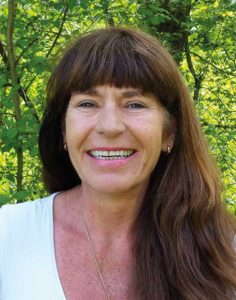 Die Autorin Sabina Tschudi