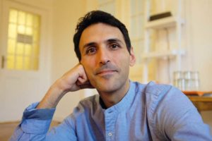 Unser Autor Shai Tubali
