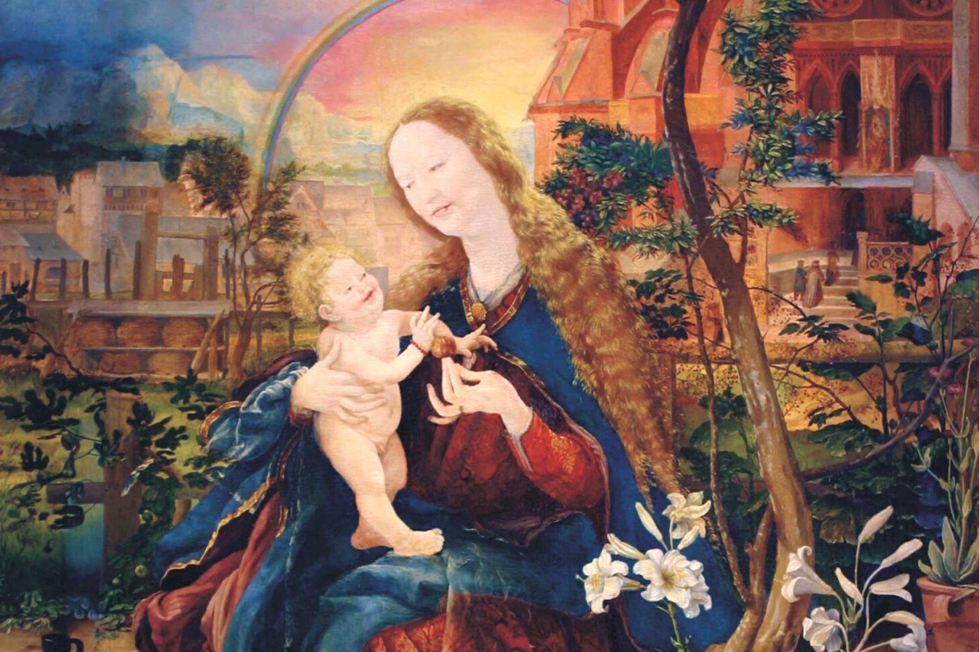 Die drei Marien als Urbilder des Weiblichen im Werden unseres MenschenSeins