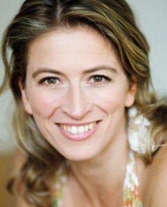 Unsere Autorin Simone Leona Hueber