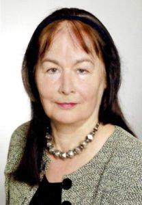 Unsere Autorin Annemarie Maeger