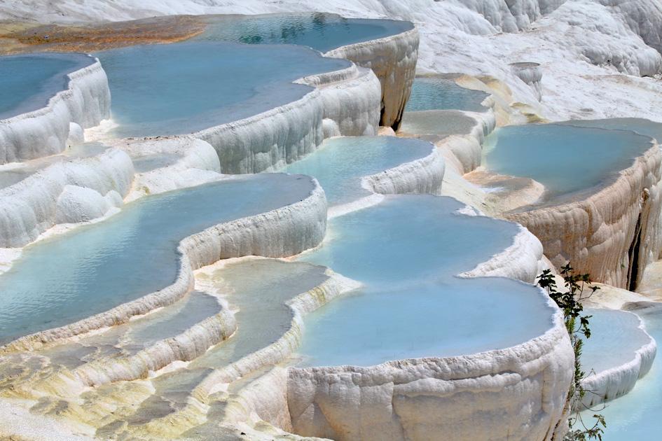 Eine kymatische Betrachtung über das Wasser
