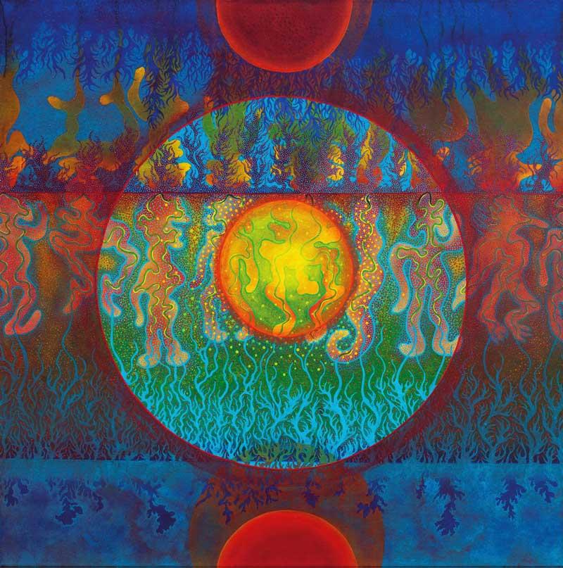 Kunst von Nana Nauwald: Three is One