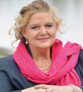 Die Autorin Susanne Lohrey