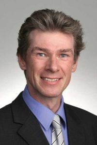 Der Autor Prof. Dr. Thilo Hinterberger