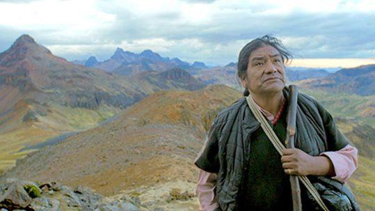 Der Weise in den Anden