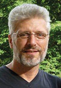 Der Autor Michael Raab