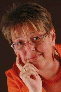Die Autorin Marina Stachowiak