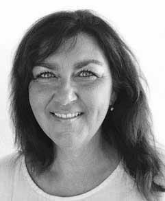 Die Autorin Birgit Trappmann