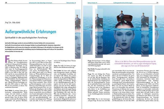 Prof. Dr. Niko Kohls - Der komplette Artikel als PDF