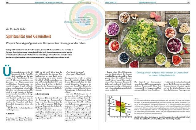 Dr. Dr. Karl. J. Probst - Der komplette Artikel als PDF