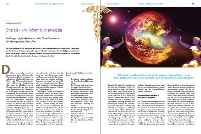 Marcus Schmieke - Der komplette Artikel als PDF